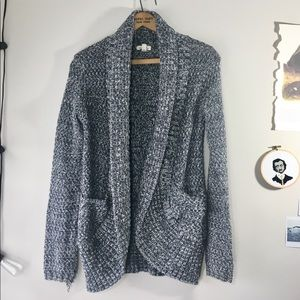 Urban Outfitters heavy chunky knit cardigan